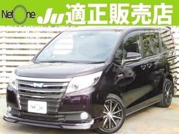 トヨタ ノア 1.8 ハイブリッド G 9ンチナビBモニフリップダウン両電エアロ
