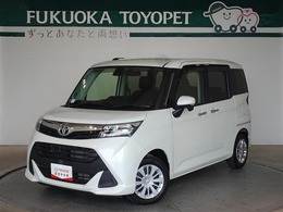 トヨタ タンク 1.0 G S フルセグTV・クルーズコントロール