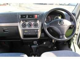 とても握りやすいステアリング!運転手の気持ちがそのまま伝わるかのような反応をしてくれます!!小物入れや各ボタンの配置にこだわり、使いやすいです!視認性も良好なのでロングドライブもお任せ下さい!