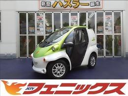 トヨタ コムスB・COMデリバリー 家庭用100V充電OK満充電57Km