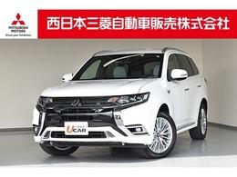 三菱 アウトランダーPHEV 2.4 G プラスパッケージ 4WD 電気温水式ヒーター・ロックフォードS