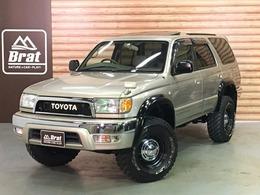 トヨタ ハイラックスサーフ 3.4 SSR-X 4WD リフトアップ サンルーフ BSデューラーMT