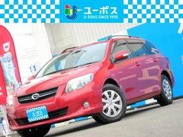 トヨタ カローラフィールダー 1.5 X Gエディション ワンオーナー/禁煙車/HIDヘッドライト