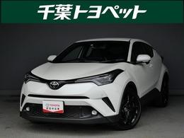 トヨタ C-HR 1.2 G-T モード ネロ メモリーナビ・バックモニター