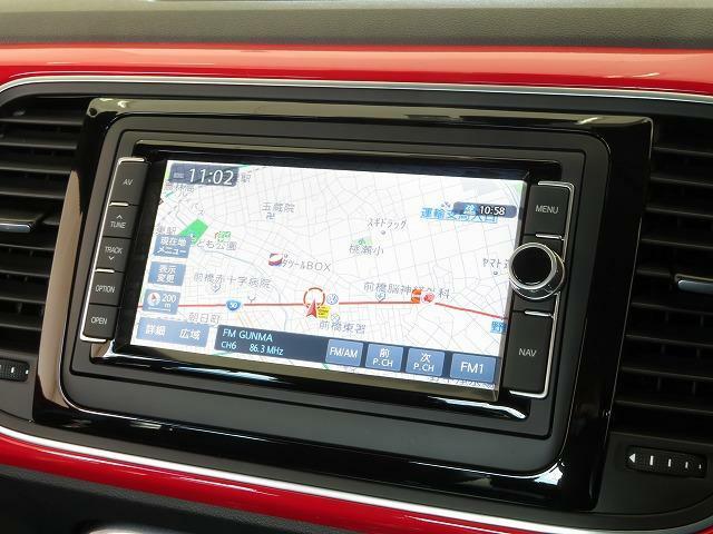 フォルクスワーゲン純正ナビゲーション♪スマートフォン感覚の操作で、楽しく快適にドライブ。たくさんの機能が搭載されています!