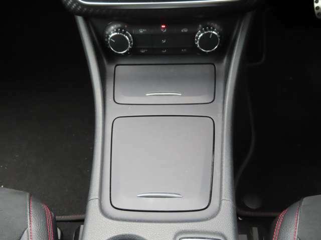 収納スペースは使わないときは占めておけるので車内もすっきりしますよ!