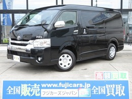 トヨタ ハイエース FOCS DS-Fスタイル フジカーズジャパン製 4WD