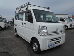 マツダ スクラム 660 PA ハイルーフ 5AGS車 ルーフキャリア付