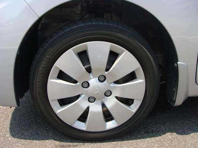 タイヤ残り5部山◆スタッドレスタイヤ・アルミホイールなどのご相談もお気軽に!中古のタイヤ・ホイールなどのご紹介もさせていただきます!