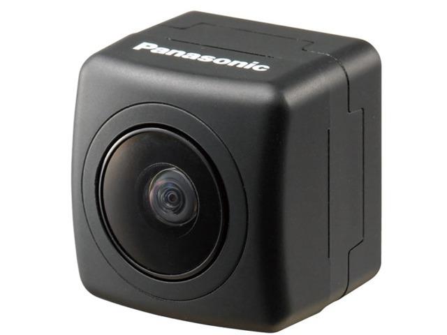 Bプラン画像:高画質CMOSセンサ搭載!視野角も広く、暗くても見やすい!取付は純正バックカメラ位置へお取付となります。