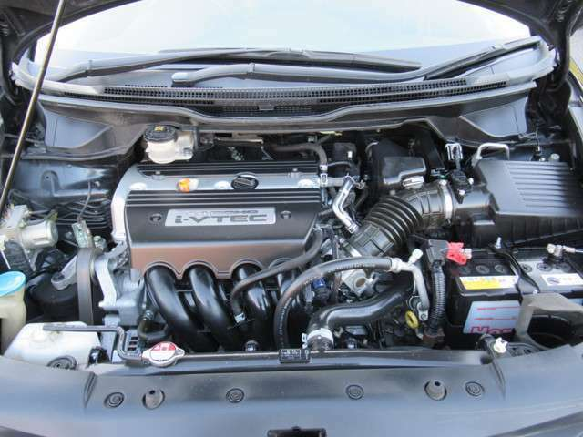 MAX206psを叩き出すK型i-VTECエンジン!!