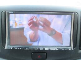 アルパインナビを装着しています♪フルセグTV視聴可能です。