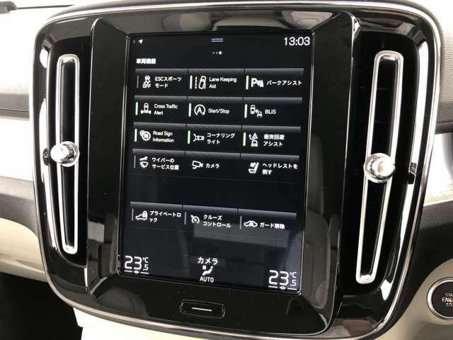 人が起こすミスを、車がリカバリーできたら、そんな発想が生みだした先進のオートブレーキやドライバーサポートシステムといった、革新的なセーフティ・テクノロジーが、全車に標準装備されています。
