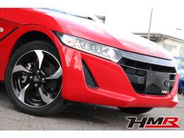 HMR HONDAでは厳選されたスポーツカーをご紹介しています。他店もぜひ見てからご来店いただければ違いを分かっていただけると思います!