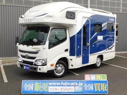 トヨタ カムロード キャンピングカー ナッツRV クレア5.3Z エボリューション 6人乗り