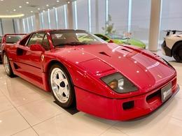 フェラーリ F40 F40前期 クラシケ認定車両