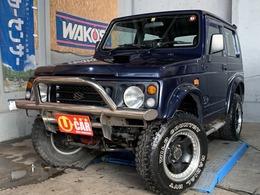 スズキ ジムニー 660 ランドベンチャー 4WD 検3年10月/市内コ・ミ・コ・ミ