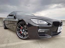 BMW 6シリーズグランクーペ 640i Mスポーツパッケージ 禁煙車 デイライト・走行中TVコーディング