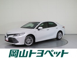 トヨタ カムリ 2.5 G レザーパッケージ 走行距離無制限・1年保証付試乗車
