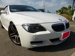 BMW 6シリーズカブリオレ 645Ci