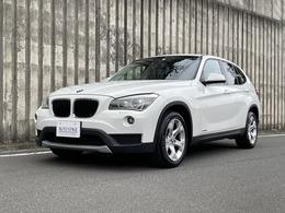 BMW X1 sドライブ 18i 1オ-ナ- 後期 ナビBカメラ スマ-トキ- 禁煙