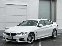 BMW 4シリーズグランクーペ の中古車 420i Mスポーツ 大阪府高槻市 387.0万円