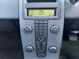 ◆オートエアコン&ダイヤル式ヒーターコントロールパネル【車内に快適な空調をお届けする装備です。】