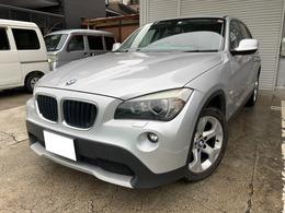 BMW X1 sドライブ 18i ハイラインパッケージ 黒革シート シートヒーター ナビBカメラETC
