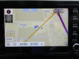 ディスプレイオーディオ+Tコネクトナビ。大型ディスプレイに、各種オーディオ機能とスマートフォン連携機能を搭載
