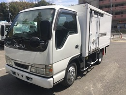 いすゞ エルフ 2t冷凍車東プレ-30℃ サイドドア付 全高230cm