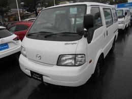マツダ ボンゴバン 1.8 DX 低床 /未使用車/走行4km