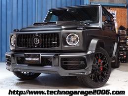 メルセデスAMG Gクラス G63 4WD AMGレザ-エクスクルーシブBRABUSstyle