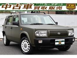 日産 ラシーン 1.5 タイプA 4WD オリジナルマッドカラー タイヤ新品