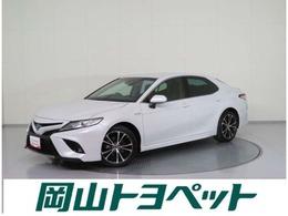 トヨタ カムリ 2.5 WS レザーパッケージ 走行距離無制限 1年保証付