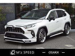 トヨタ RAV4 2.0 G Zパッケージ 4WD ZEUS新車コンプリート Pルーフ QI充電