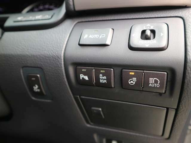 純正オプション!ブラインドスポットモニター!新車時のみ注文できるオプションです!