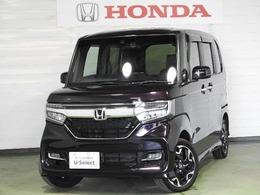 ホンダ N-BOX カスタム 660 G L ターボ ホンダセンシング 4WD サポカーS ナビ ドラレコ 4WD