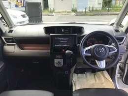 広々車内で、内装・内張りもオシャレです!