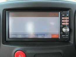 【オーディオ】CD・DVD再生の他にTVも視聴可能。Bluetoothオーディオも対応でスマートフォンからお気に入りの音楽を車内で楽しめます。