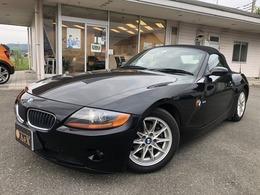 BMW Z4 ロードスター2.2i 電動オープン 純正AW ナビ 走行4.7万