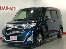 ダイハツ トール 1.0 カスタムG ターボ SAII 純正ナビ&バックカメラ