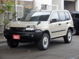 日産 エクストレイル 2.0 X 4WD リフトアップ/キーレス/走行9.6万キロ