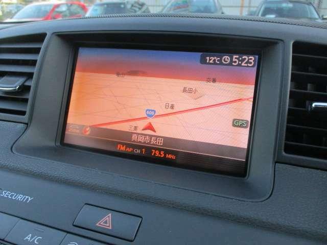 純正DVDナビが装備されております♪画面もクリアで見やすく運転中も確認しやすいです♪入庫情報更新中チェックを→http://ameblo.jp/infinity1982/entrylist.html