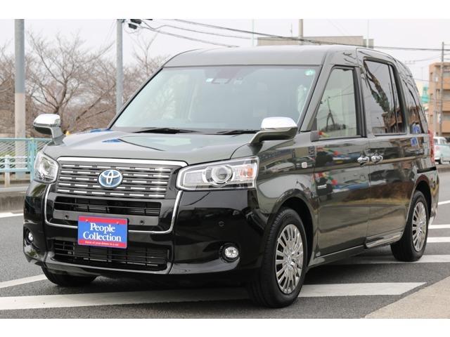 走行距離5千キロ台!自家用登録のジャパンタクシーになります!