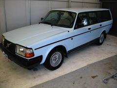 ボルボ 240 の中古車 GLE 熊本県熊本市東区 65.0万円