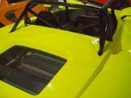 蛍光イエローに全塗装済み ワンオフロールゲージ モーテックM400 TKダンパーKIT ワンオフチタンマフラー&インテークパイプ ATSカーボンクラッチ&デフ オイルクーラー移設 他