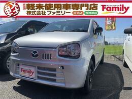 マツダ キャロル 660 GL 届出済未使用車 シートヒーター