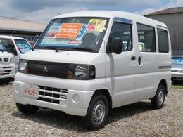 三菱 ミニキャブバン 660 CD ハイルーフ 4WD タイヤ新品 ハイルーフ