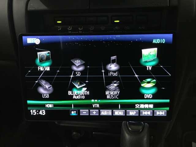 パナソニックストラーダ10インチSDナビ。フルセグTV、Bluetooth、DVD再生可能です。走行中TVやDVD視聴できます。