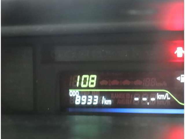 走行距離89331キロ
